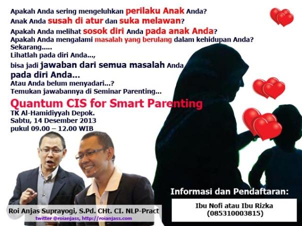 Quantum CIS Parenting